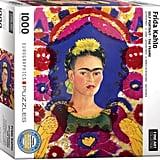 Frida Kahlo Self Portrait The Frame 1000 Piece Puzzle