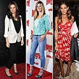 If you don't yet have polka-dot shoes in your closet, then let stars like Katie Holmes, Heidi Klum, and Sarah Jessica Parker inspire you to find the perfectly whimsical pair for you.