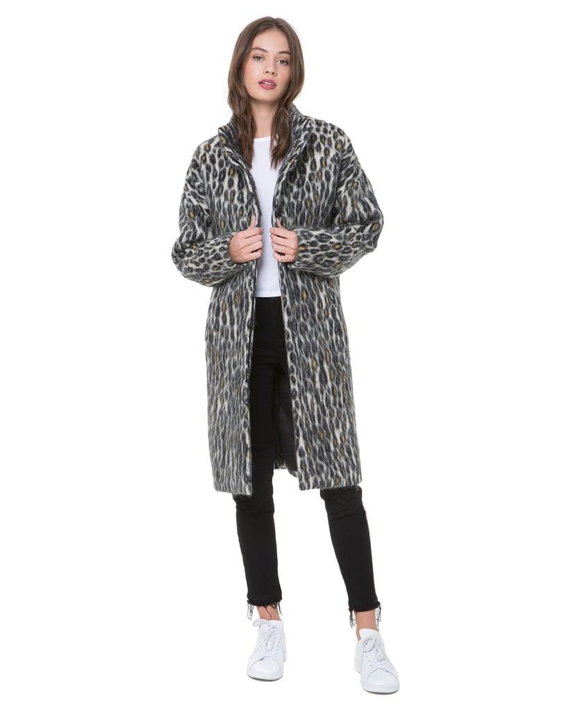 5c0d6476916 Juicy Couture Leopard Coat