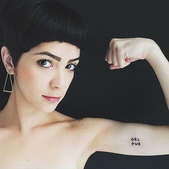 Feminist Tattoos