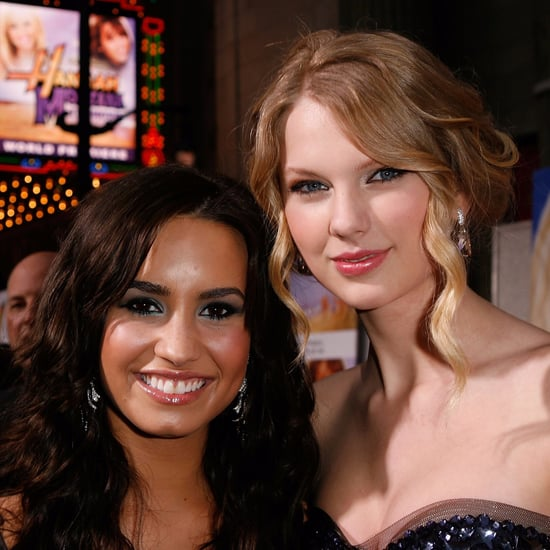 Demi Lovato and Taylor Swift Friendship Details
