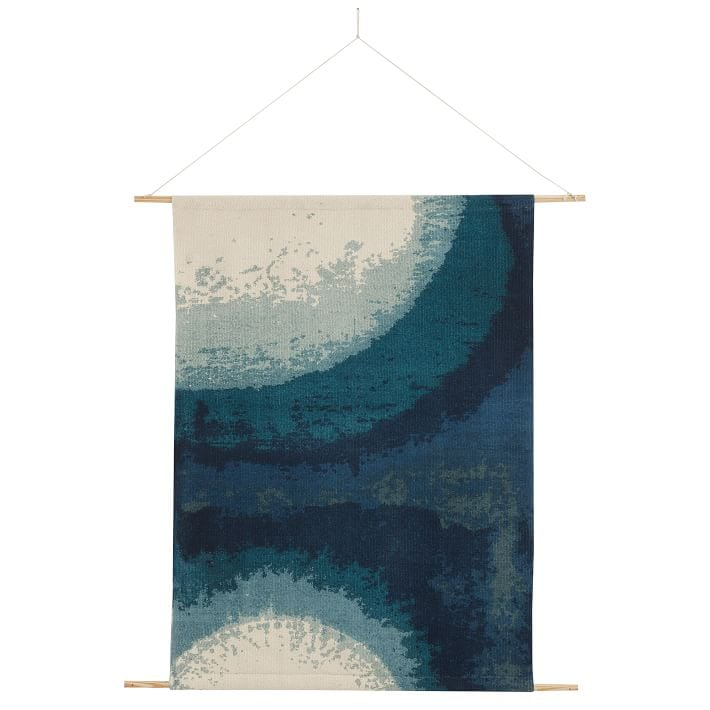 Textured Gradient Wall Hanging