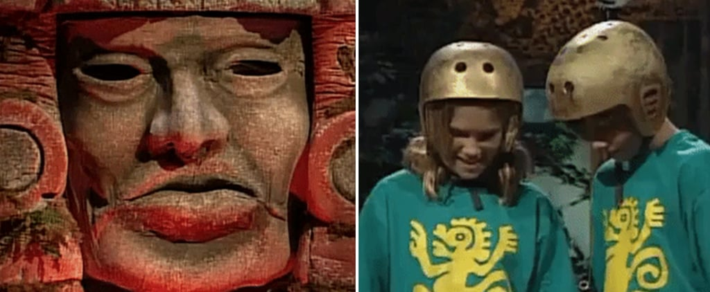 How to Sign Up For CW's Legends of the Hidden Temple Reboot