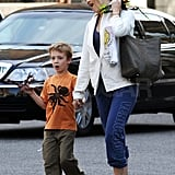 Pictures of Kate Hudson and RYder