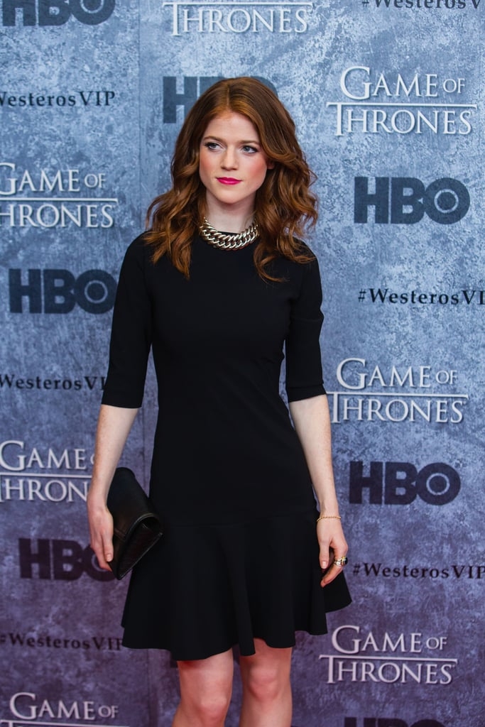 Merida (Brave): Rose Leslie
