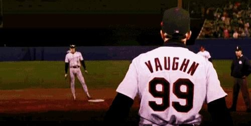 Major League Came Out in '89.