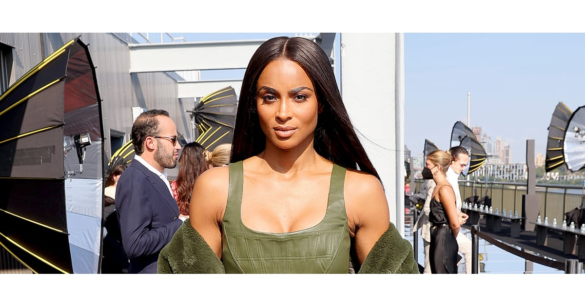 Between the Corset Top and Head-to-Toe Leather, Ciara's Fall Outfit Is Just Effortlessly Sexy.jpg