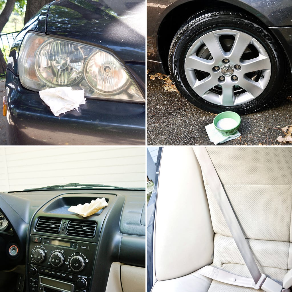 13 DIYs to Make Your Car Seem Like New Again