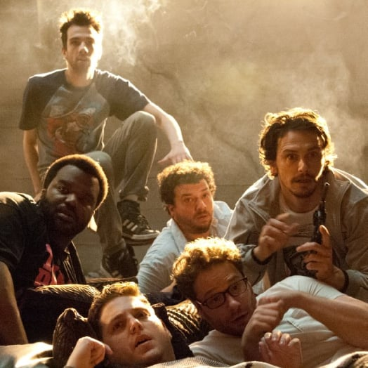 Movies Starring Seth Rogen, James Franco and Friends