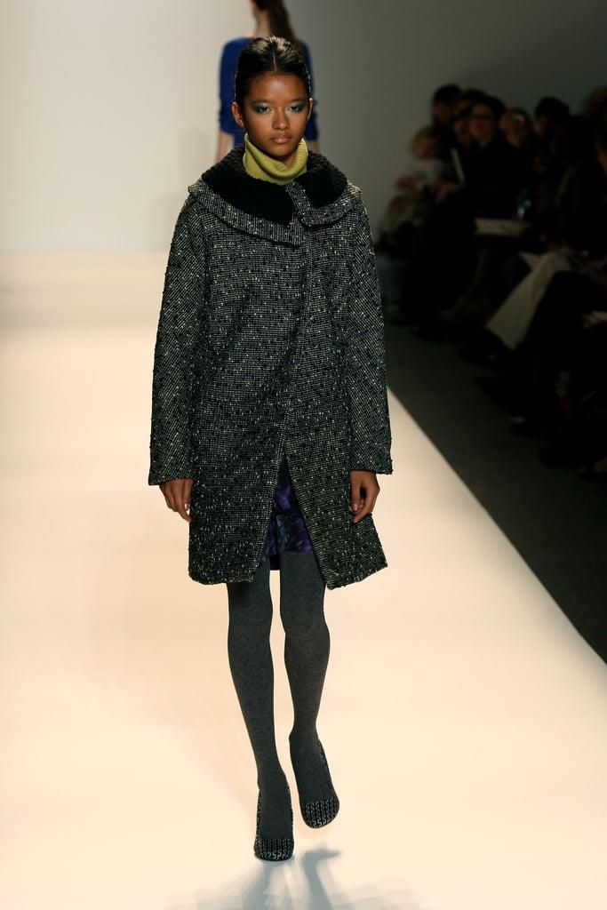 New York Fashion Week: Lela Rose Fall 2009