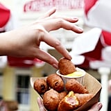 Corn Dog Nuggets ($8 With Fries)