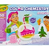 For 8-Year-Olds: Color Chemistry Arctic Lab