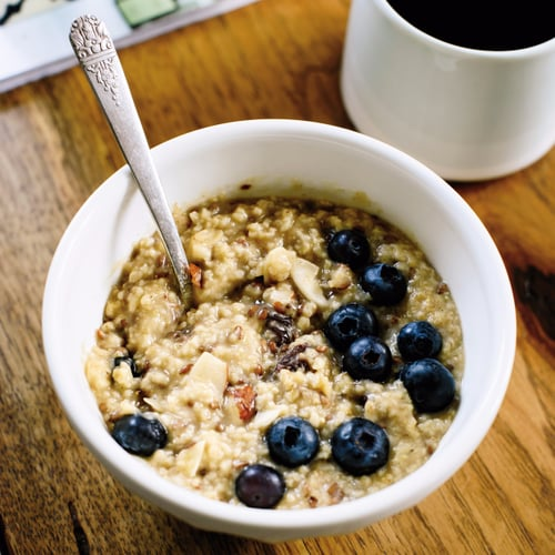 Make-Your-Own Instant Oatmeal Mix