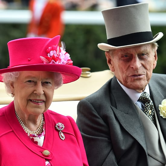 Pictures of the Royal Family at Royal Ascot 2015