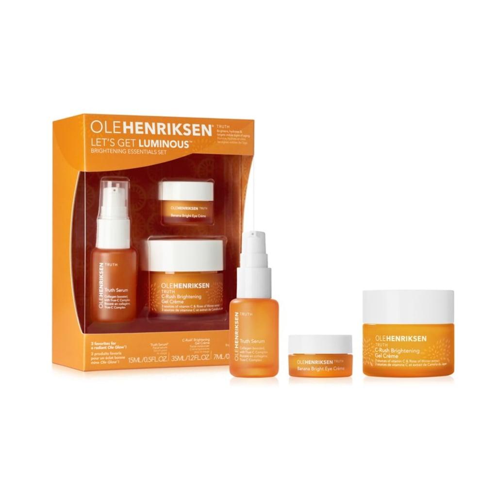 Ole Henriksen Let S Get Luminous Brightening Vitamin C Essentials Set Best Boots Beauty Gift Sets 2019 Popsugar Beauty Uk Photo 4