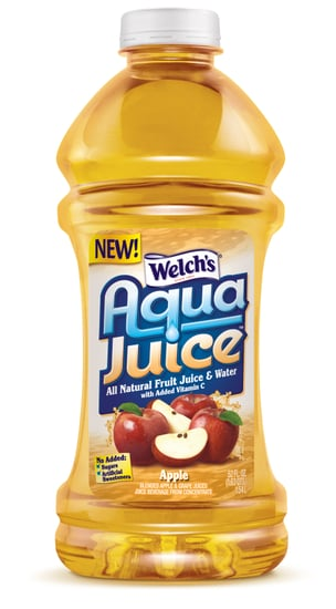 Introducing Welch's AquaJuice™: Let Them Drink Juice!