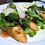 Fava Bean Bread Salad