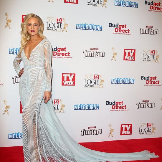 Carrie Bickmore Red Carpet Pictures