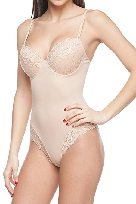 f037a7b944b Top-Rated Slimming Bodysuits on Amazon