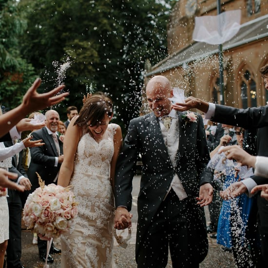 Why Do You Throw Rice at Weddings?
