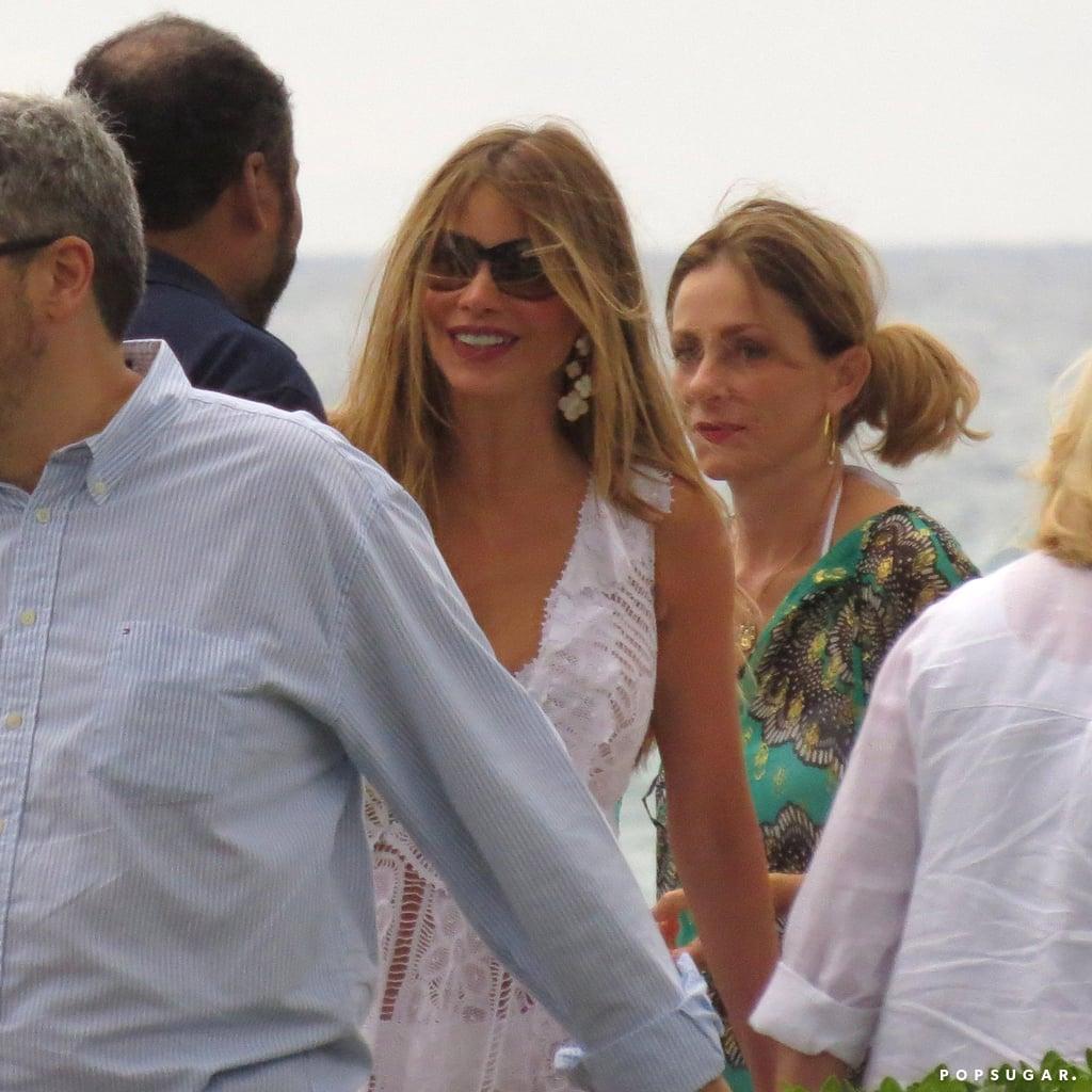 Sofia Vergara and Joe Manganiello Wedding Party Pictures
