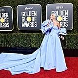 Lady Gaga Honoring Judy Garland at the 2019 Golden Globes