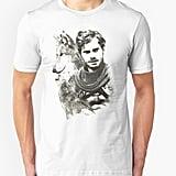 Wolf-Inspired T-Shirt