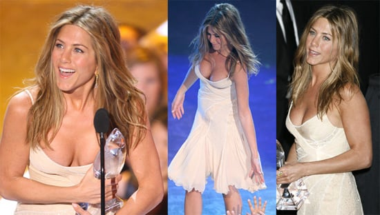 Jennifer Wins Best Breasts!