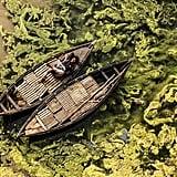 Boatman — Travel Finalist