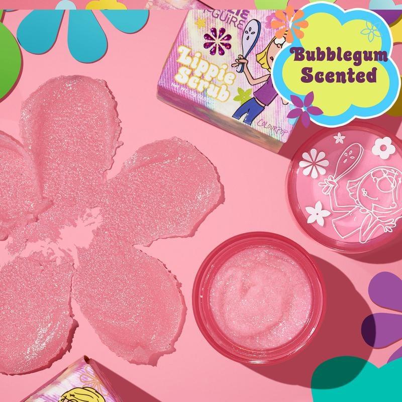ColourPop x Lizzie McGuire Bubblegum Pop Lippie Scrub