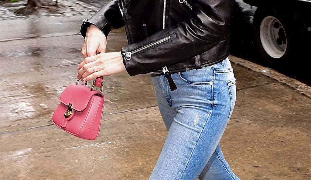 Gigi Hadid Will Make You Feel Every Type of Way About Her Adorable New Bag