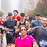 Karlie Kloss New York City Marathon