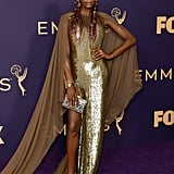 Dominique Jackson at the 2019 Emmys
