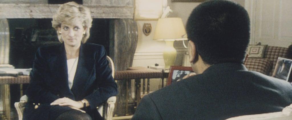 Princess Diana's Interview With Martin Bashir Video