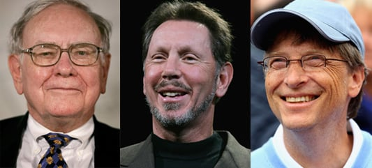 Who Topped the Forbes 400 List For 2009?