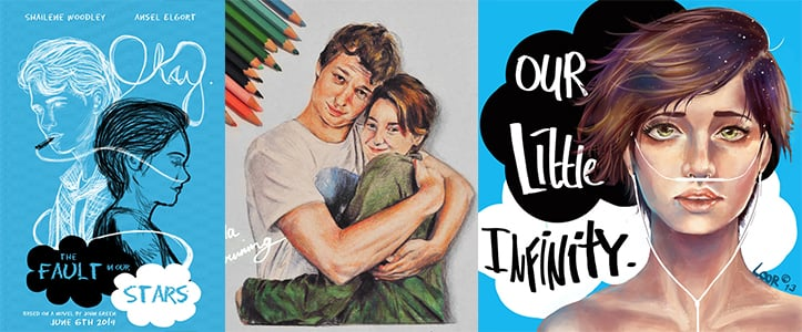 The Fault in Our Stars Fan Art Sure to Make You Cry