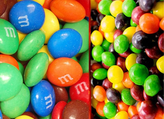 Would You Rather Eat M&M's or Skittles?