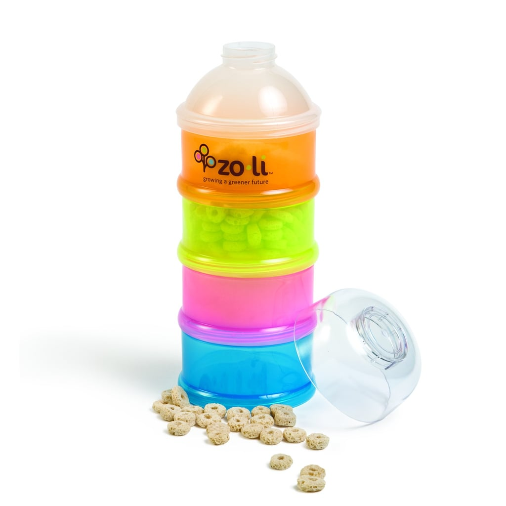 Zo-Li On-The-Go Travel Formula & Snack Dispenser ($13)