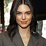Kendall Jenner's Full Coral Face