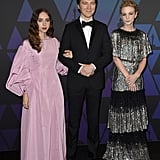 Zoe Kazan, Paul Dano, and Carey Mulligan