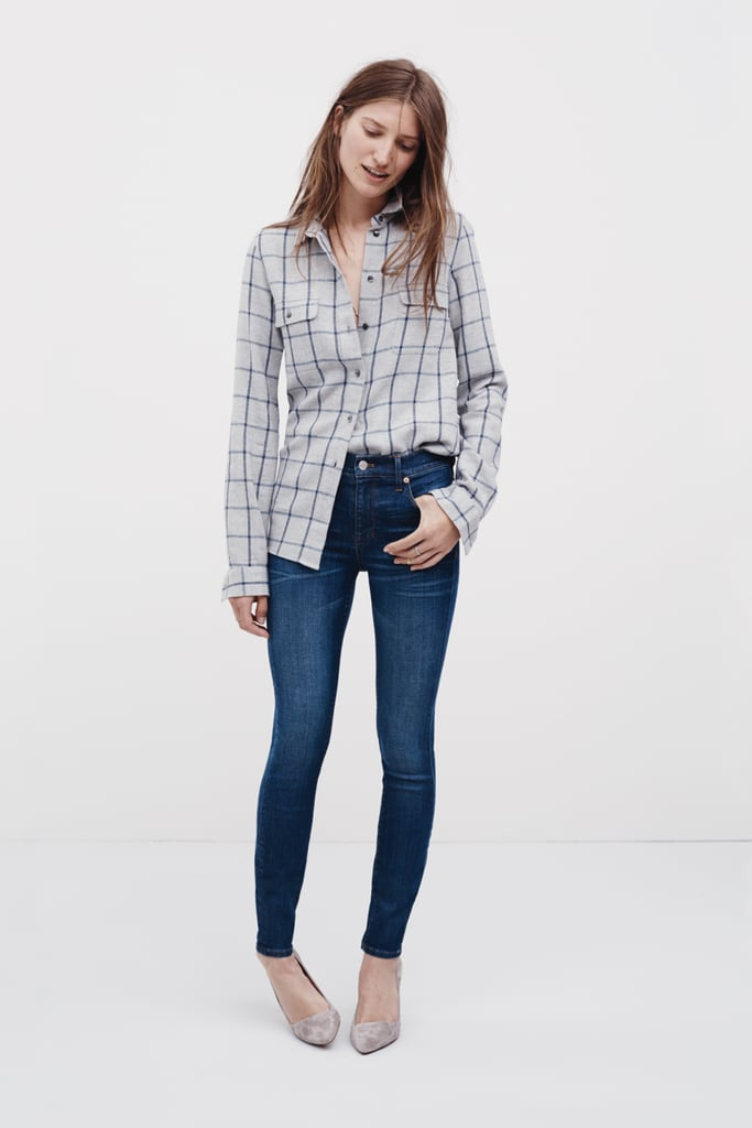 Madewell Fall 2014 Denim
