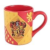 Gryffindor House Crest Mug
