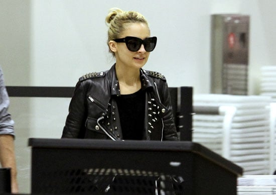 Nicole Richie Returns to LA With a Brand-New View