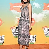 Zendaya Looked Absolutely Flawless at the Kids' Choice Awards