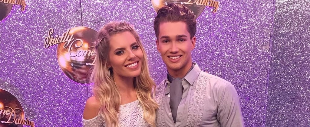 Mollie King Strictly Come Dancing Instagram Videos