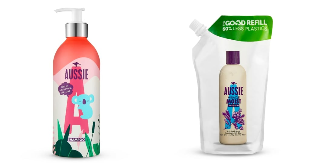 P&G Announce Launch of Reuse and Refill Shampoo System