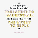 How to Truly Listen
