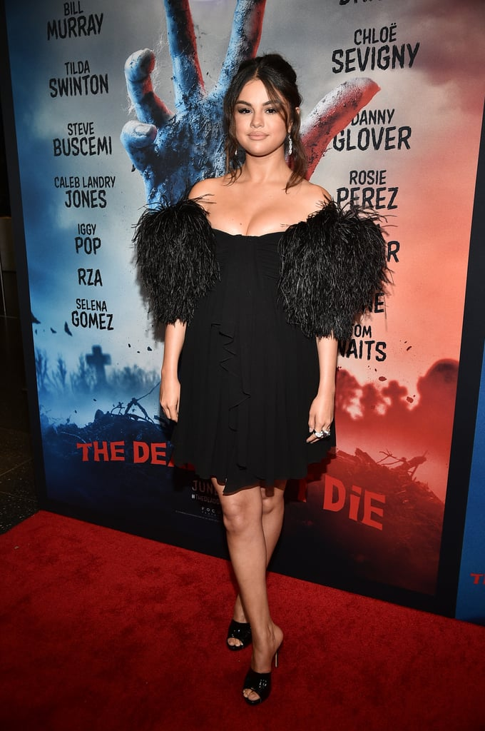 Selena Gomez at The Dead Don't Die Premiere in NYC