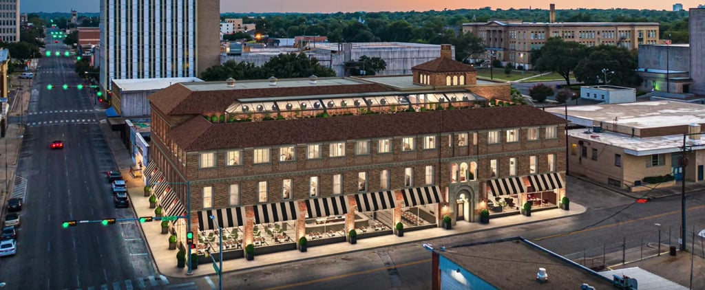 Chip and Joanna Gaines Are Opening Up a Magnolia Hotel