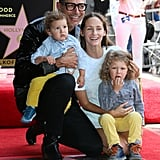 When His Kids Stole the Show at His Hollywood Walk of Fame Ceremony